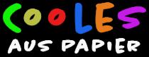 Cooles aus Papier